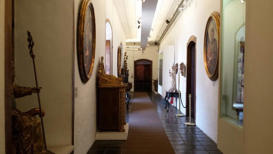 Muitas obras sacras de importância histórica