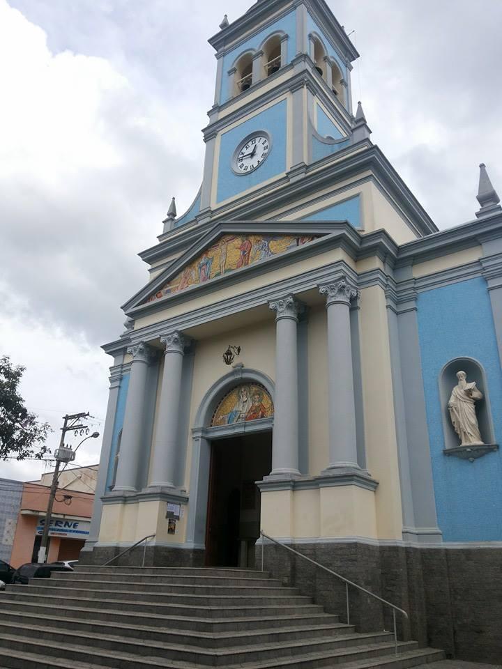 Uma das Igrejas da cidade