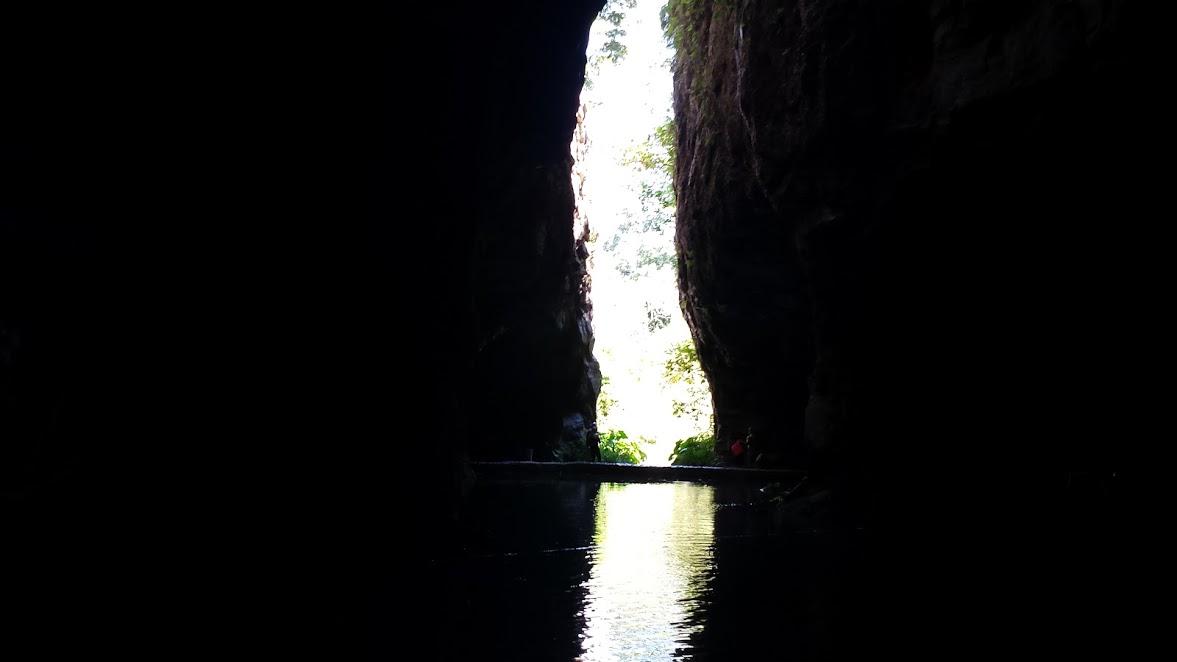 A gruta