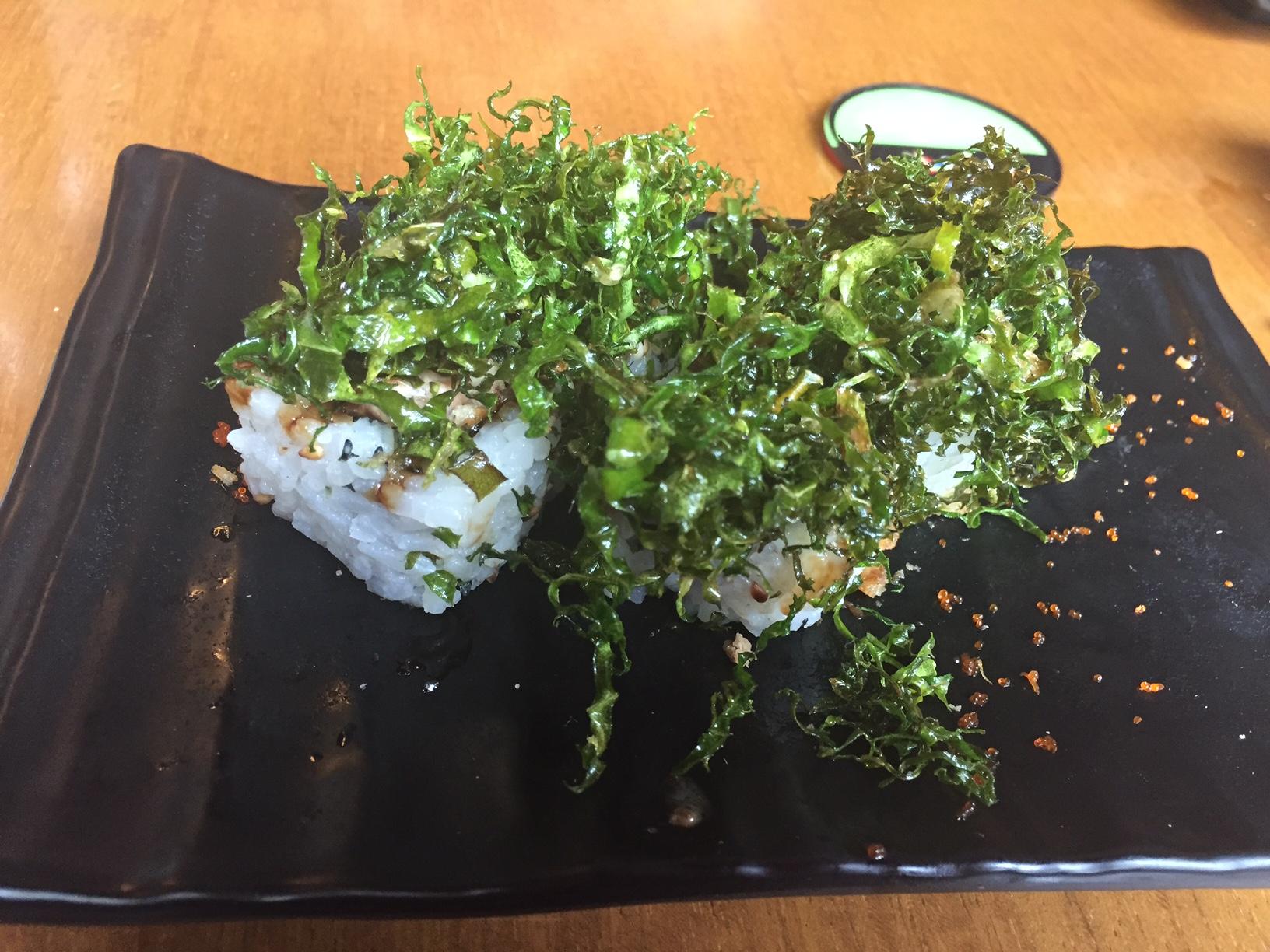 O urumaki com couve (o couvinha), é um dos meus preferidos