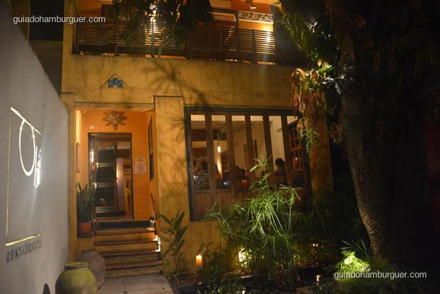 A casa lembra uma residência. Foto divulgação do site