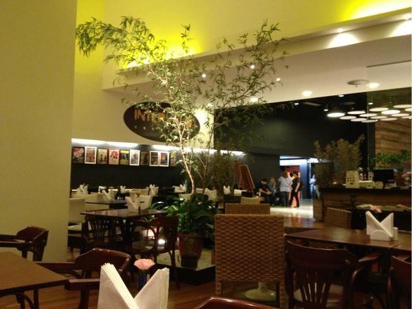 Ambiente da Forneria Intervalo. Nem parece que estamos no shopping. Foto divulgação do site.