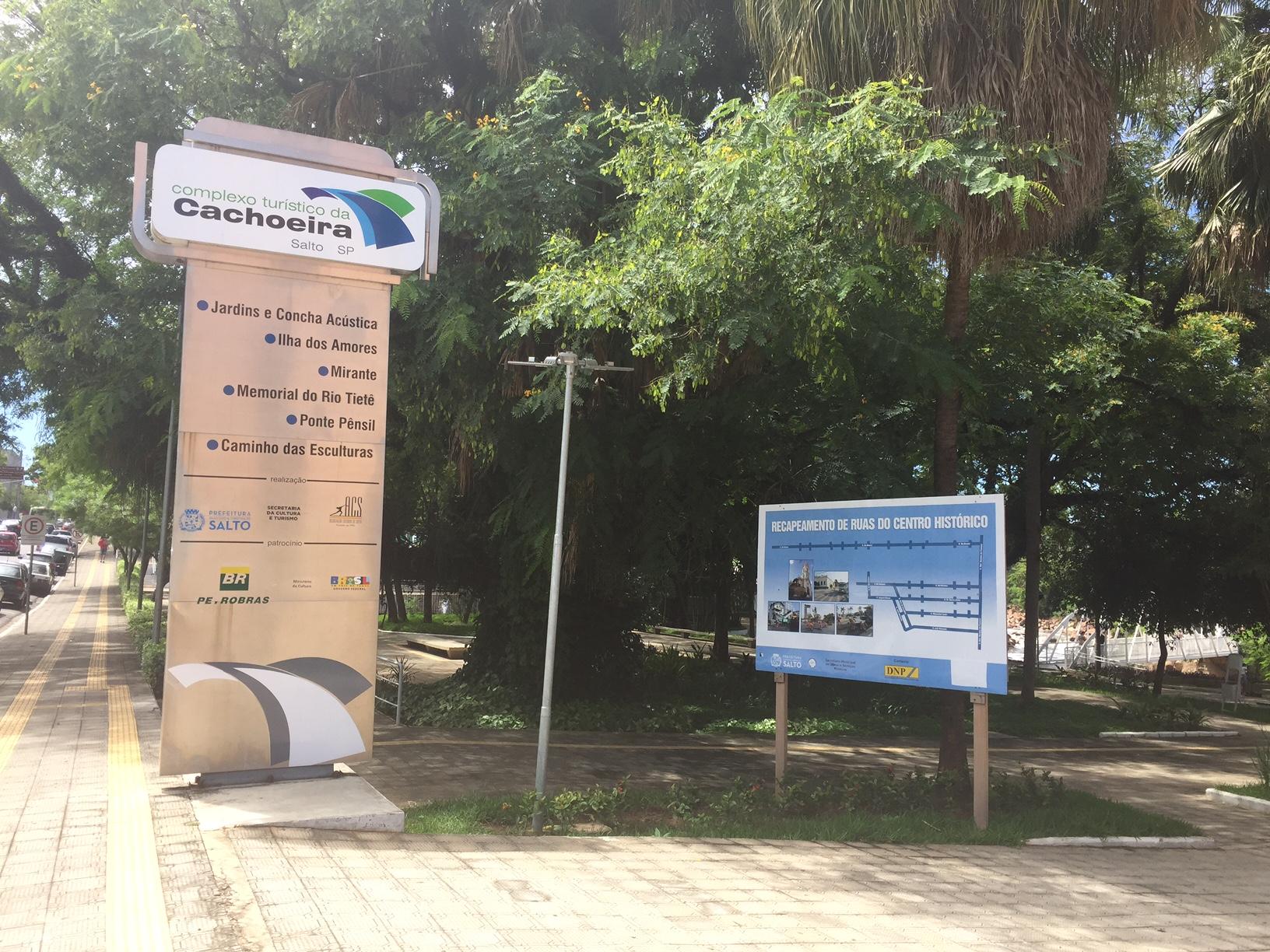 Complexo Turístico da Cachoeira