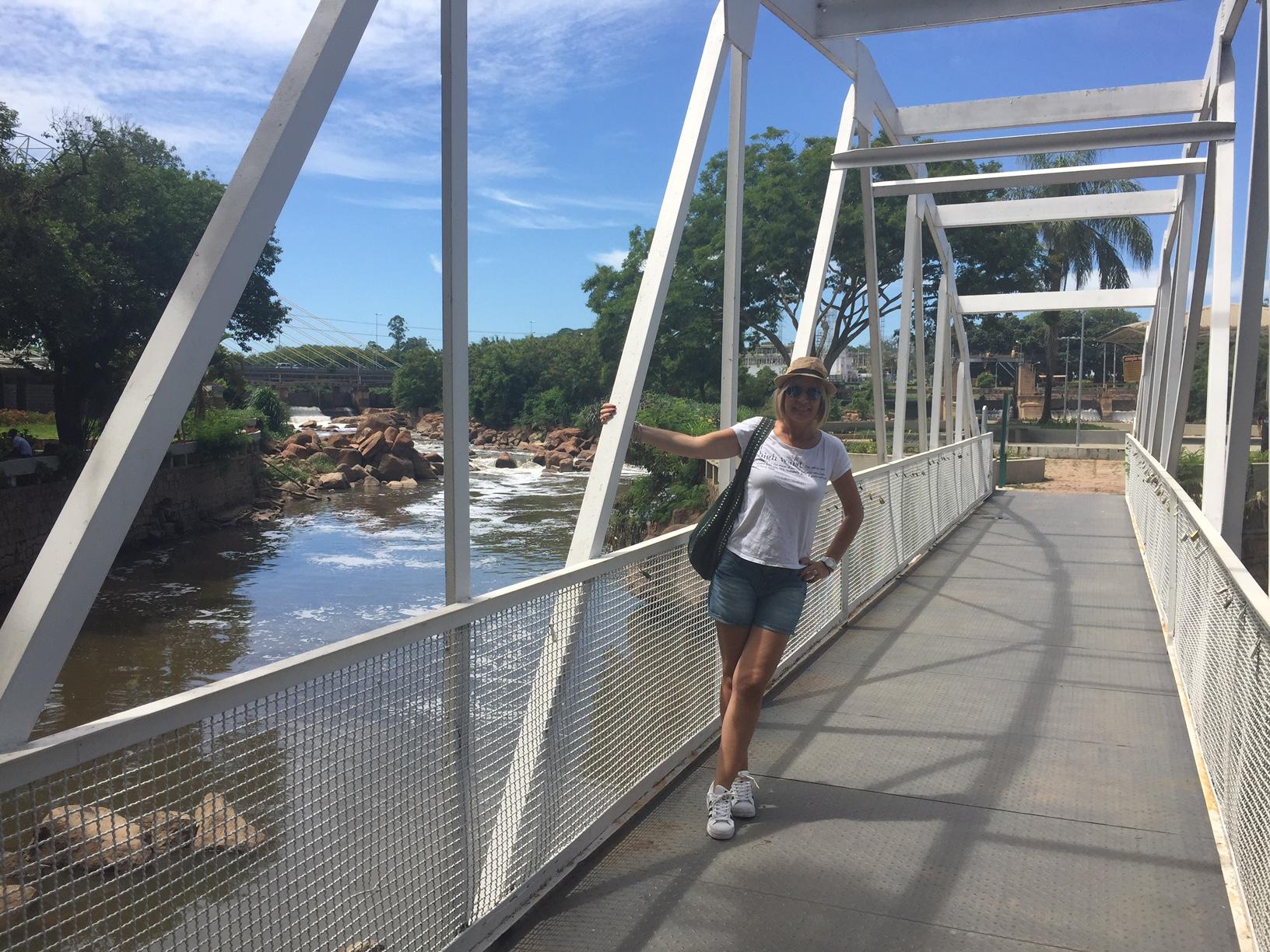 Adoro pontes!