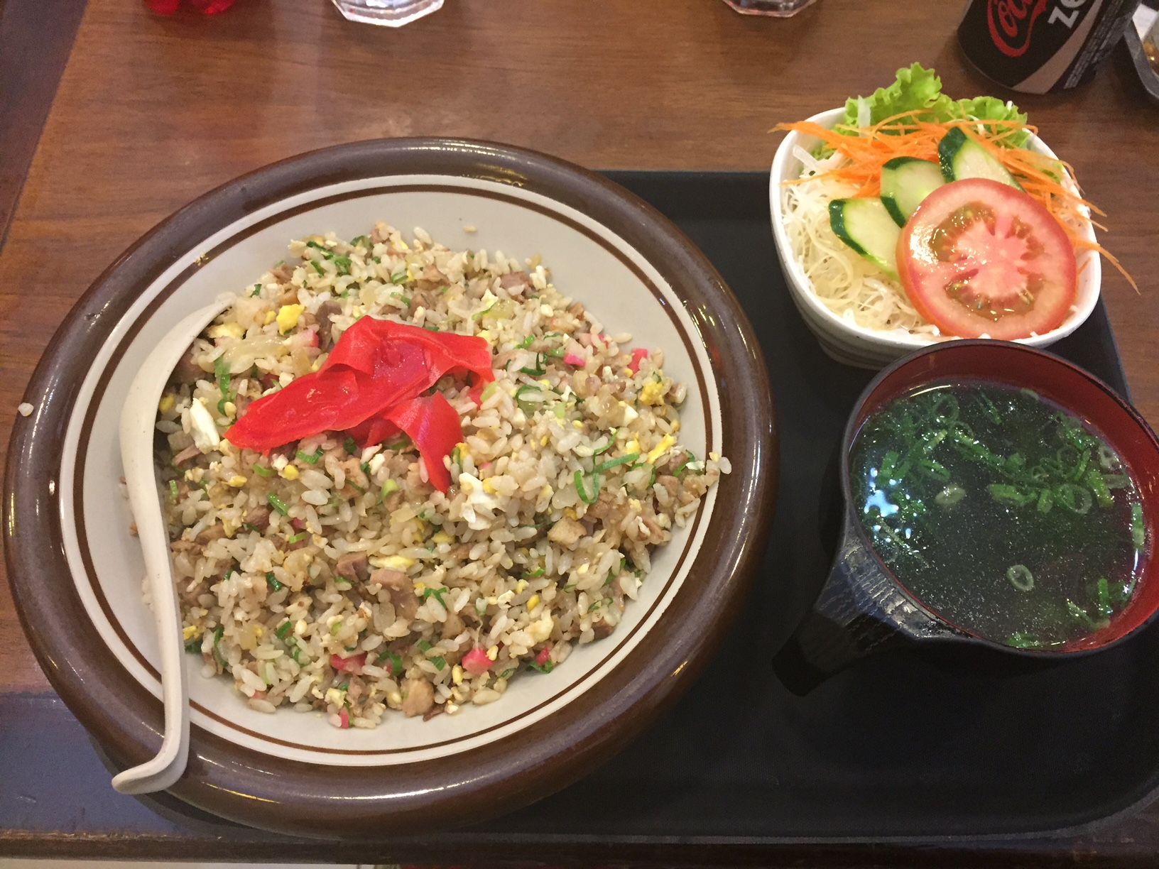 Tradicional risoto japones