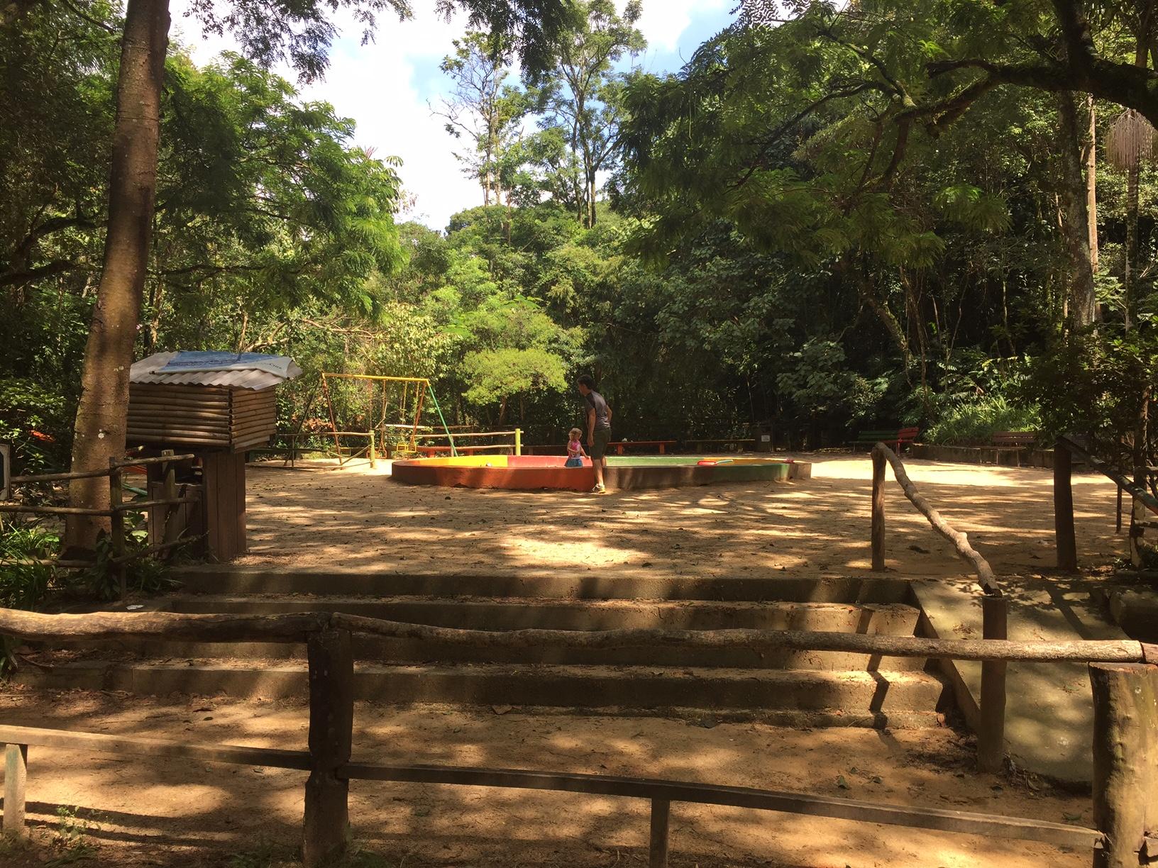 Playground para a garotada