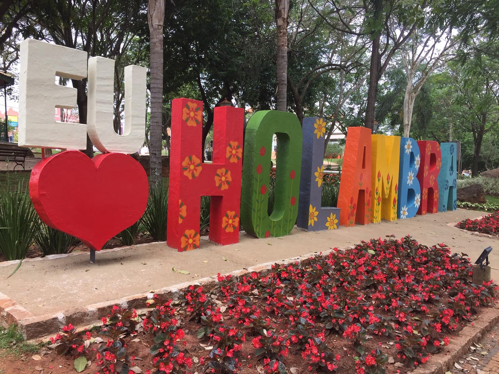 Holambra A Linda E Charmosa Cidade Das Flores Do Interior